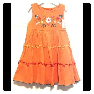 Toddler girls summer dress